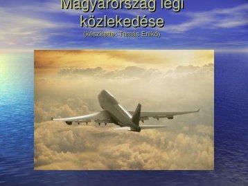 Magyarország légi közlekedése