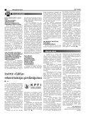 laikraksts «Iecavas Ziņas» 1. un 3. lpp. 26.03.2010. - Page 3