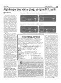 laikraksts «Iecavas Ziņas» 1. un 3. lpp. 26.03.2010. - Page 4