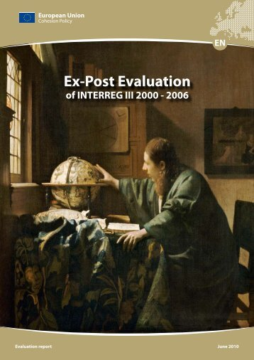 INTERREG Ex-Post Evaluation Final Report - European Commission
