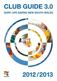 Club Guide 3.0 - Surf Life Saving NSW