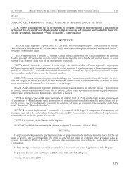 Regolamento n. 347/06 in formato pdf - Ordine degli Psicologi
