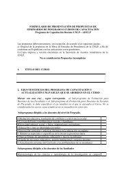 Descargar formulario - Universidad Nacional de La Plata