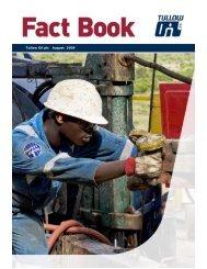 2009 Half-year fact book PDF - Tullow Oil plc