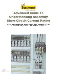 Advanced Guide To Understanding Assembly Short-Circuit Current ...