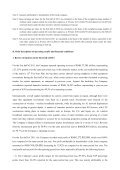 ZTE CORPORATION Snapshot of 2011 Interim Results - Page 2