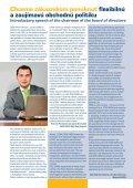CARGO BUSINESS 3-08.indd - ZSSK Cargo - Page 2