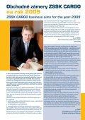 CARGO BUSINESS 3-08.indd - ZSSK Cargo - Page 4