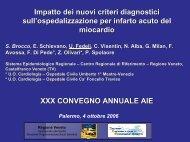l'impatto dei nuovi criteri diagnostici (717 Kb - Associazione Italiana ...