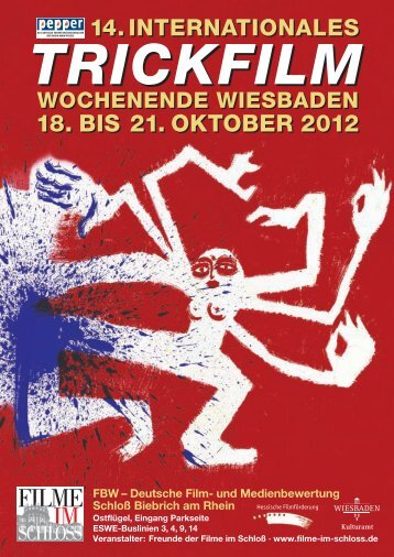 Best of International Animation 2011/2012 - Filme im Schloss