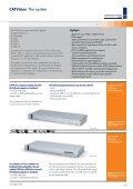 VGA KVM Switches_2011_03 Guntermann & Drunck GmbH - Page 3