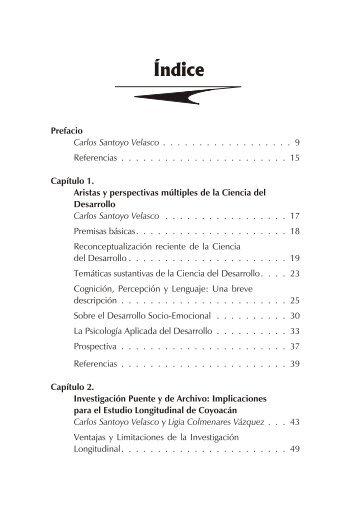 aristas y perspectivas múltiples - INDICE - Comportamientosocial ...