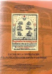 La Casa de la Contratación y la navegación entre España y las India