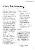 Learning and skills: the agenda for change - the prospectus - Page 7