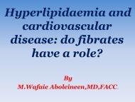 And Cardiovascular