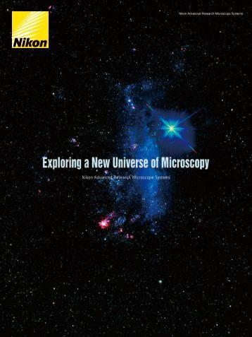 Nikon Advanced Research Microscope Systems - Coherent Scientific