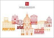 Genus Bononiae - Bologna Welcome
