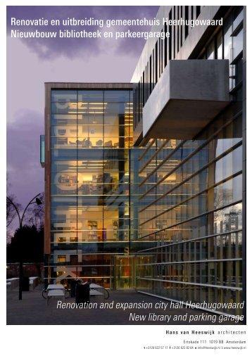 Renovatie en uitbreiding gemeentehuis Heerhugowaard ...