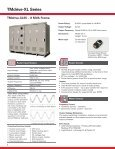 TMdrive®-XL Series Family Product Application Guide TMdrive®-XL ... - Page 4