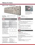 TMdrive®-XL Series Family Product Application Guide TMdrive®-XL ... - Page 6