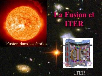 ITER, le chemin des étoiles - Aftp