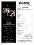 Midsummer Magazine 2007 - Utah Shakespearean Festival - Page 6