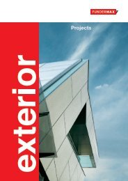 Exterior Projects - Architects Surfaces