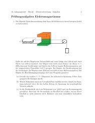 Musteraufgabe und Erwartungshorizont zur 12 ... - Treminer.de