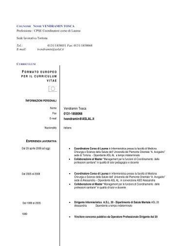 Vendramin Tosca.pdf - Scuola di Medicina