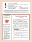 the 'tests' go on… - Seventh Day Baptist | General Conference of the ... - Page 2