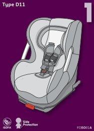 Sporting SP isofix - Babybus