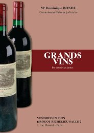 grands vins - RTL
