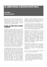 Télécharger l'article en PDF... - Jejardine.org