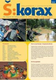Korax November 2010 - the gaiatreeschool