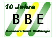 Bundesverband BioEnergie