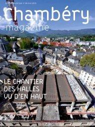 magazine - Ville de Chambéry