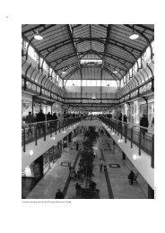 Le centre commercial de Val d'Europe à Marne-la-Vallée