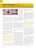 August 2009 - Singapore Manufacturing Federation - Page 5