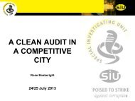 competitive city - Clean Business International