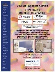 5 Biotech Cos Brochure