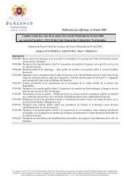 Compte-rendu des votes du 26 juin 2008 (pdf - 112,15 ko) - Suresnes