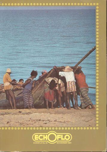 NOVEMBER 1981 ECHOFLO No 35