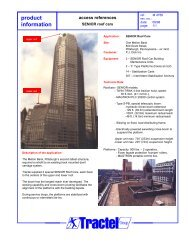 T4759 PAGE 1 ROOFCARS - Tractel