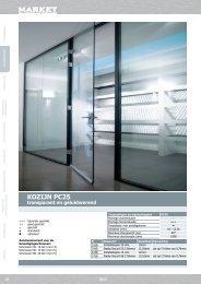 KOZIJN PC25 - Market