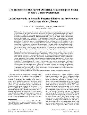 Maquetación 1 - Colegio Oficial de Psicólogos de Madrid