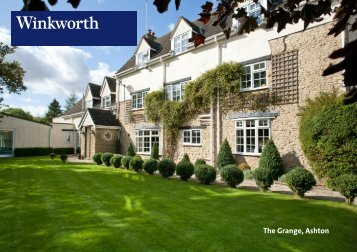 The Grange, Ashton - Winkworth