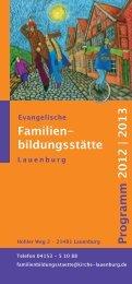 Programm 2012 - ev.-luth Kirchengemeinde in Lauenburg