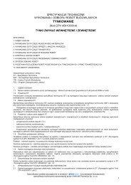 Załącznik nr 8e do SIWZ_Specyfikacja techniczna wykonania ... - CBA