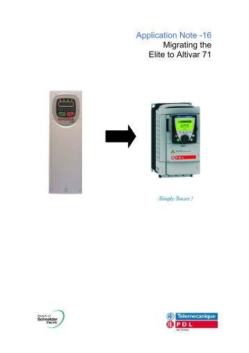 Application Note 16 - Schneider Electric