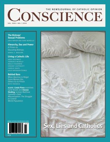 Sex, Lies and Catholics - Catholics for Choice